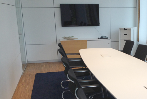 Tullnau Tagungspark - Conferences, events - Conference rooms in Nuremberg - Conference rooms directly at the Wöhrder See - equipped with state-of-the-art technology, meeting rooms, seminar rooms, seminars, event rooms, event location, B2B events, catering - Konferenzraum Eibach