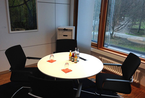 Tullnau Tagungspark - Conferences, events - Conference rooms in Nuremberg - Conference rooms directly at the Wöhrder See - equipped with state-of-the-art technology, meeting rooms, seminar rooms, seminars, event rooms, event location, B2B events, catering - Konferenzraum Katzwang