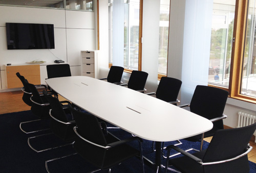Tullnau Tagungspark - Conferences, events - Conference rooms in Nuremberg - Conference rooms directly at the Wöhrder See - equipped with state-of-the-art technology, meeting rooms, seminar rooms, seminars, event rooms, event location, B2B events, catering - St. Lorenz Besprechung